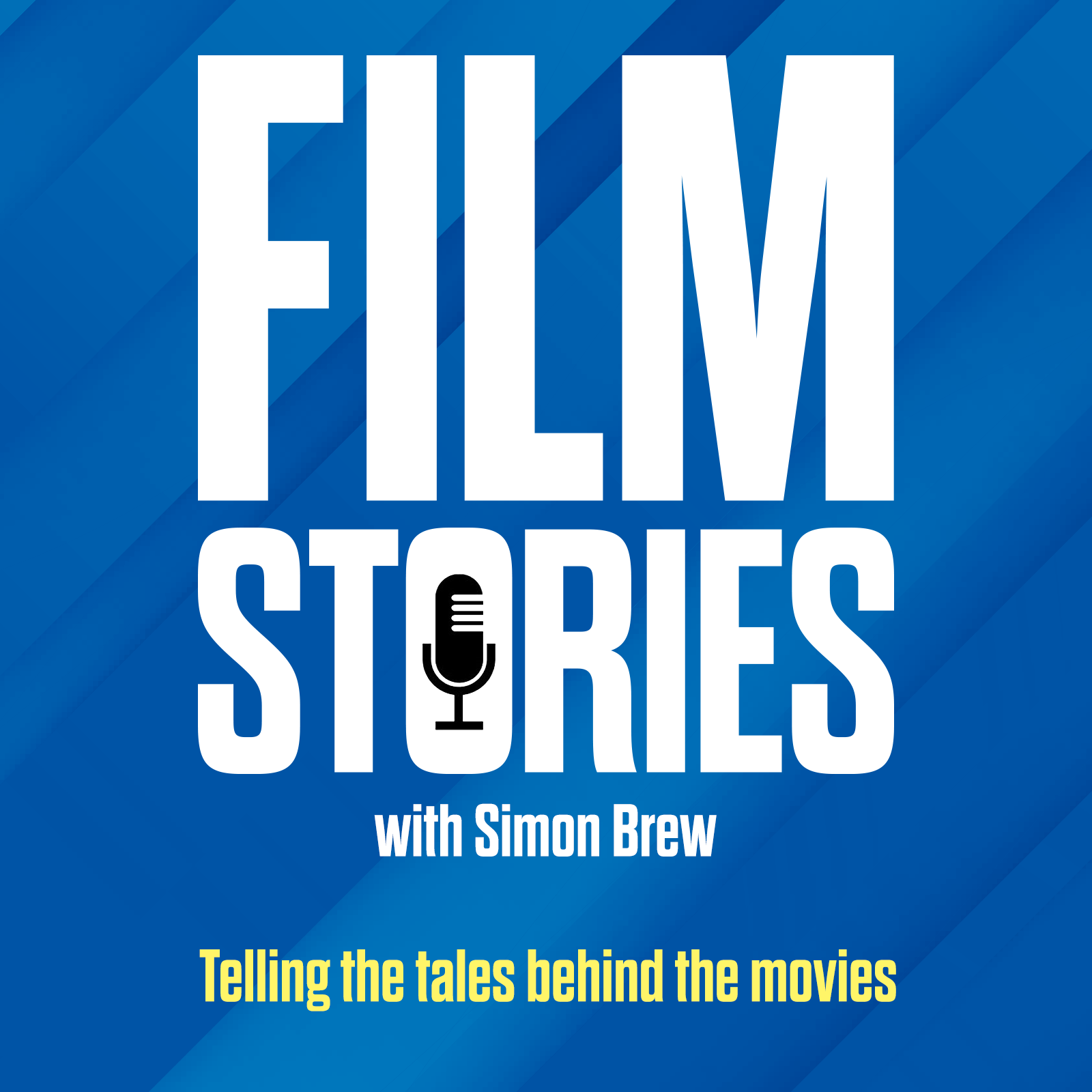 Film Stories with Simon Brew show art