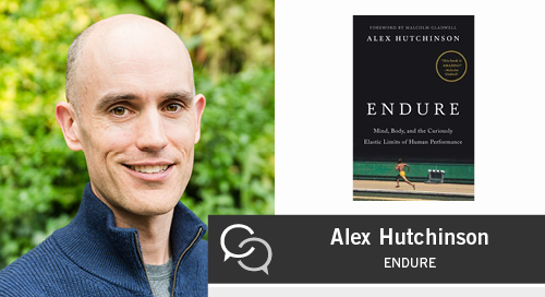 Alex Hutchinson on Endure