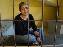 Mujer encarcelada - Derechos Humanos en Honduras