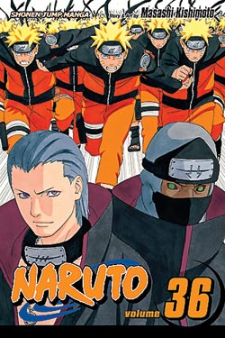Manga Review: Naruto Volume 36