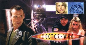 Tim's Take On: Episode 133(Dr Who: Dalek review)