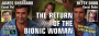 Artwork for The Return of The Bionic Woman, Part One