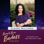Artwork for 024: INTERVIEW: The Healing VIBE With Elaine Williams