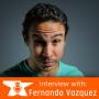 Artwork for Episode 9 - Fernando Vazquez: Lead Illustrator for Archer, the Animated Series