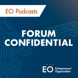 EO Forum Confidential Podcast - cover