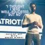 """Artwork for Episode 191- Patriot Act: """"I Thought I Was Well-Educated, But No"""""""