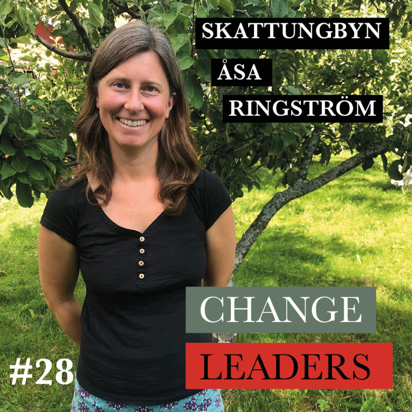 #28 Skattungbyn del 3 - Åsa Ringström