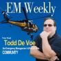 Artwork for EM Weekly Turns 100
