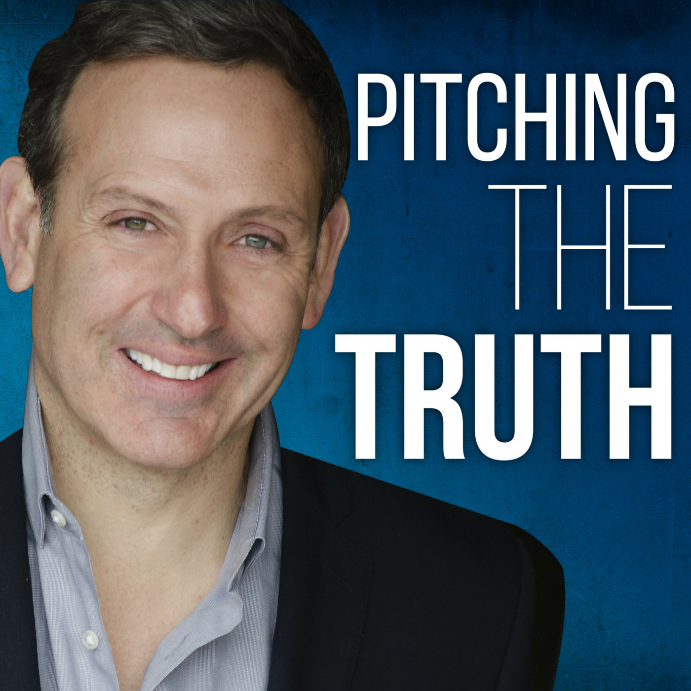 Pitching The Truth show art