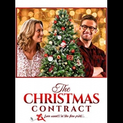 Christmas Contract.Hallmark Jess The Christmas Contract