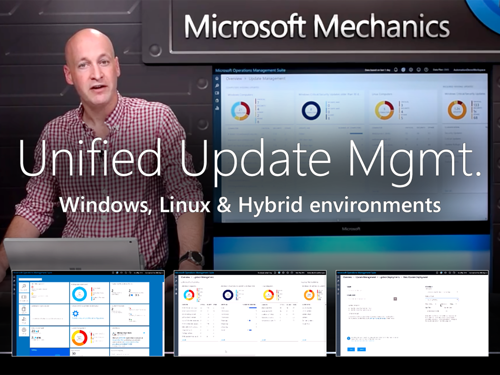 Artwork for Unified update management