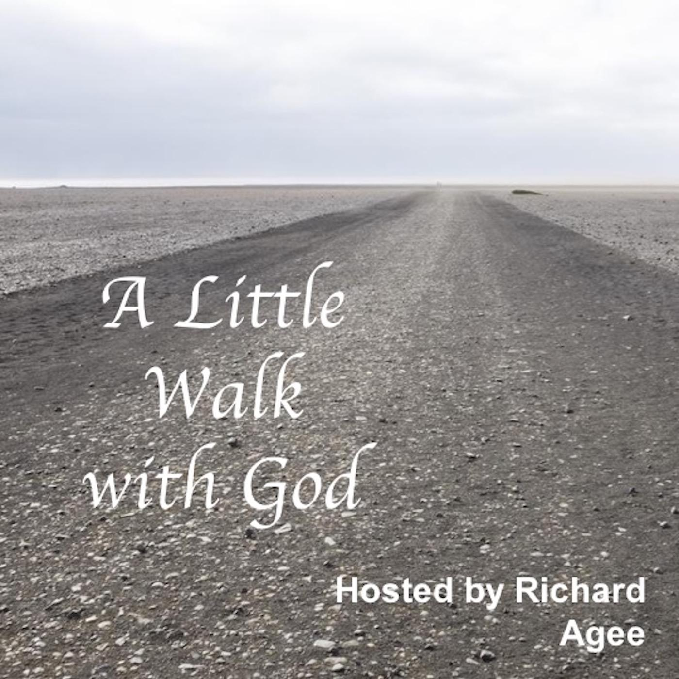 A Little Walk With God show art