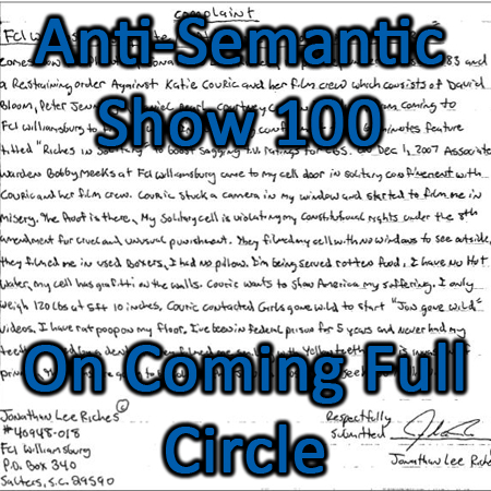 Episode 100 - On Coming Full Circle