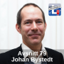 Artwork for Avsnitt 79 - Johan Bystedt
