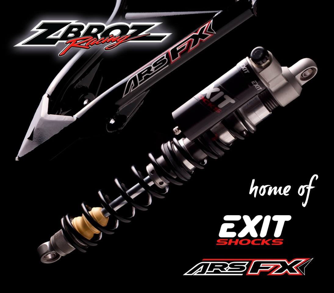 Trent Woolsey with Z-Bros/Exit shocks!