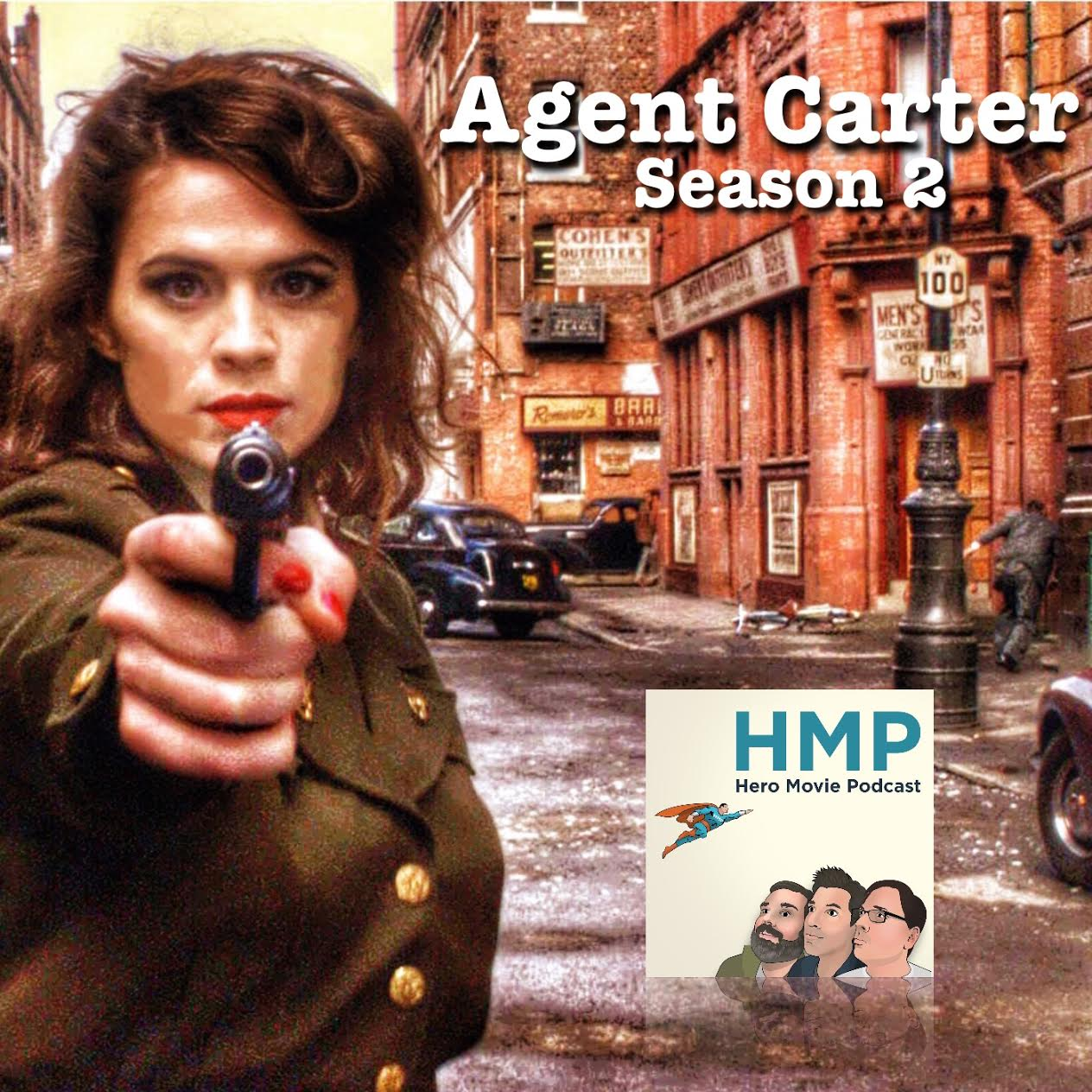 Episode 95- Agent Carter