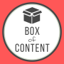 Artwork for Episode 0: Welcome to the Box of Content!
