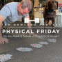 Artwork for PHYSICAL FRIDAY #15 - Do You Need A Trainer, A Coach Or A Group?