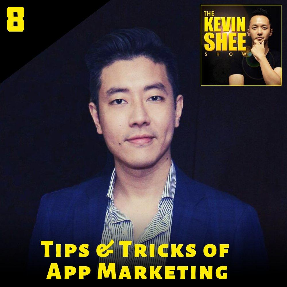 8. Tips and Tricks of App Marketing, with Daniel Lo of GoGoChart