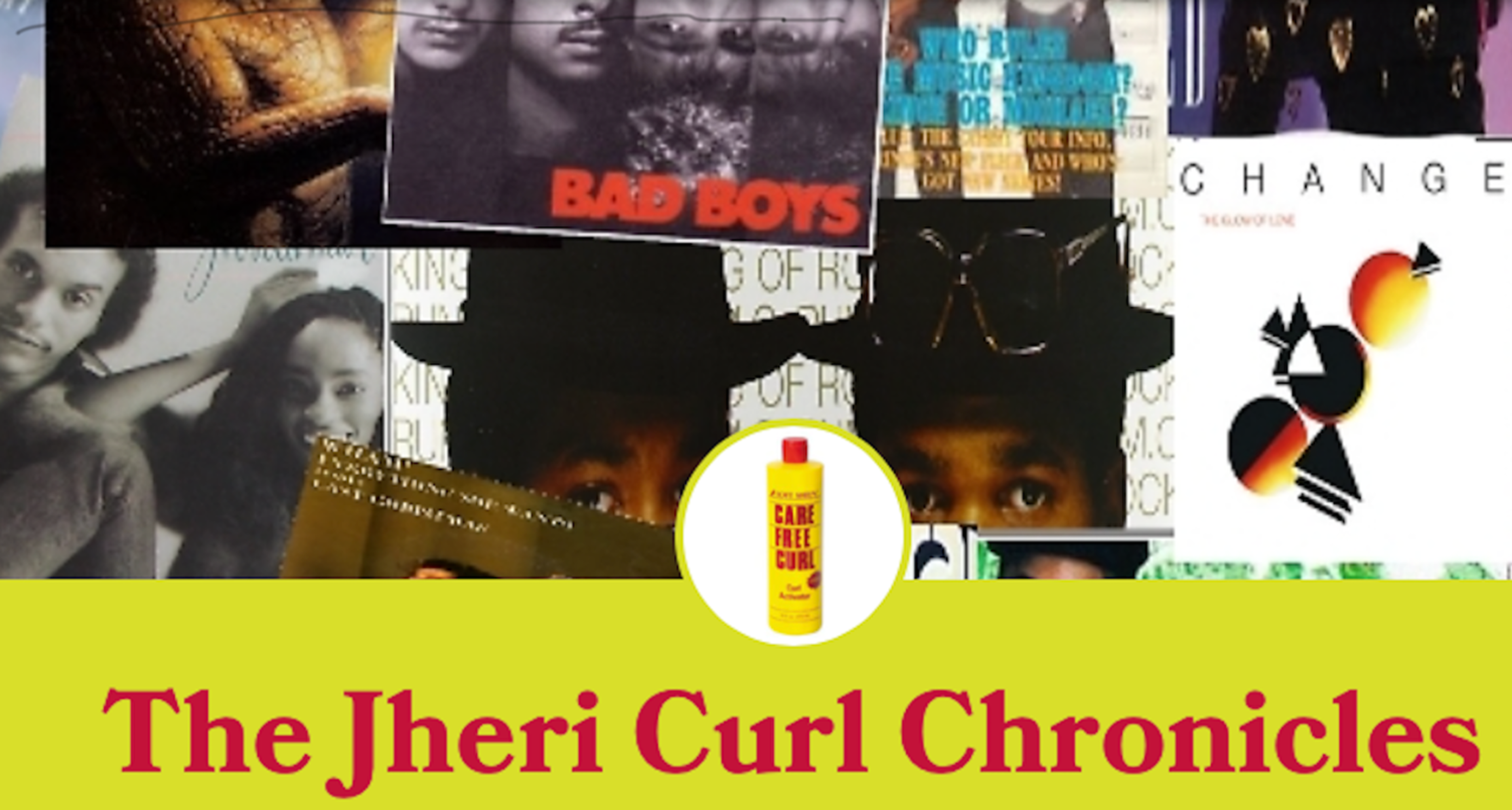 Blerd Radio Presents: The Jheri Curl Chronicles (Ep. 12)