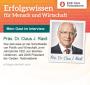 Artwork for Im Gespräch mit Präsident Dr. Claus J. Raidl - Teil 2