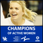 Artwork for 046 - McKenzie Watson, UK Athletics Life Performance Graduate Assistant and UK Volleyball alumna