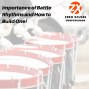 Artwork for Importance of Battle Rhythms and How to Build One! | Zero Xcuses Podcast | Discipline | Routines | Habits | Success | Results