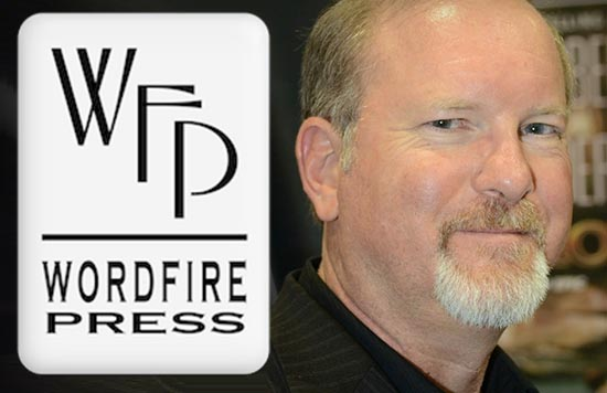 Sci-Fi superstar Kevin J. Anderson and the authors of WordFire Press