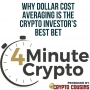 Artwork for Why Dollar Cost Averaging Is the Crypto Investor's Best Bet