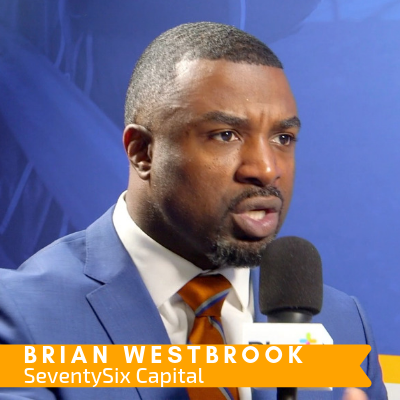 5: From NFL All-Pro to Venture Capitalist → Brian Westbrook from SeventySix Capital