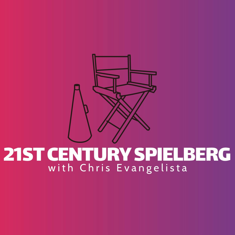 21st Century Spielberg show art