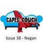 Artwork for Issue 38 - Negan