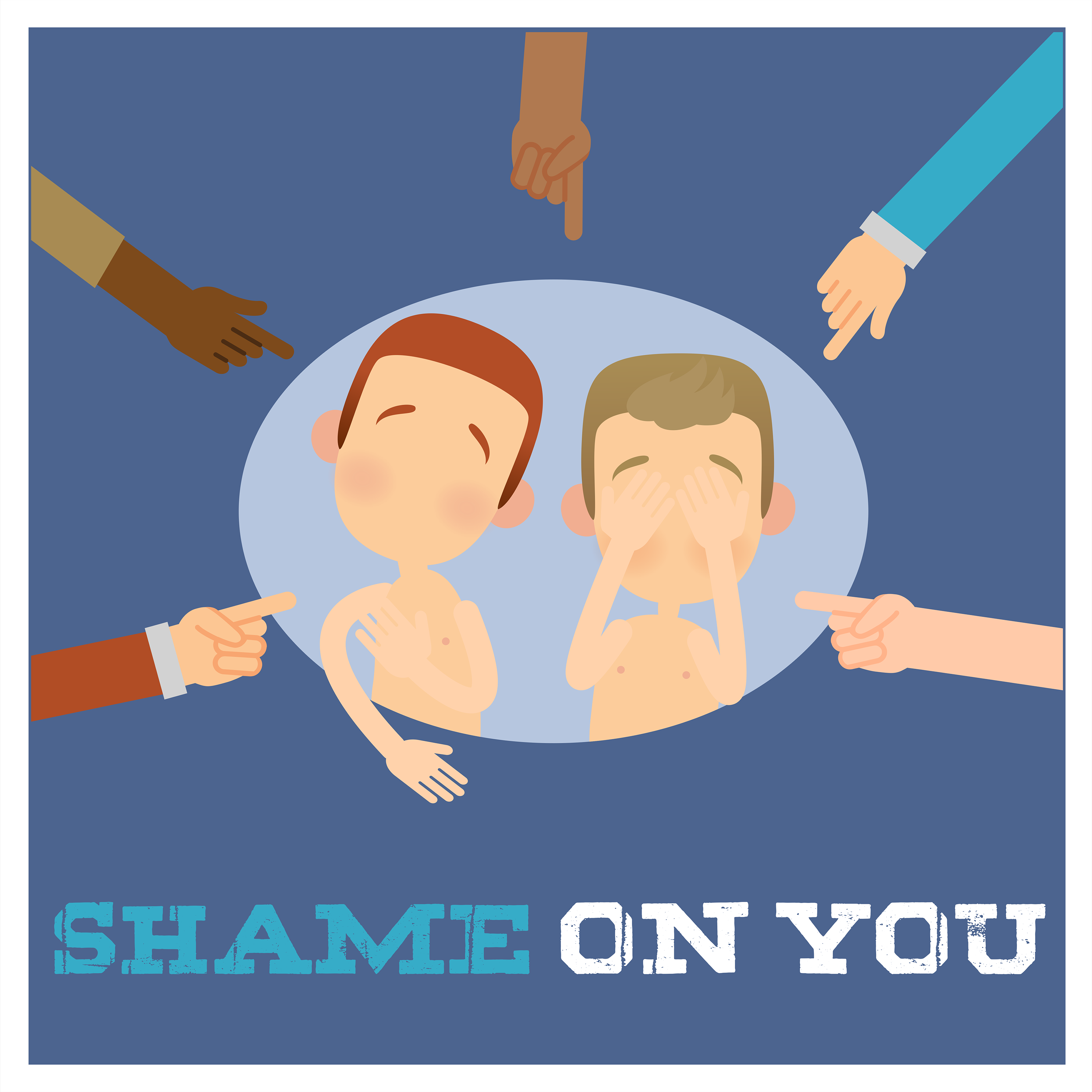 Was That A Date? Shame On You podcast