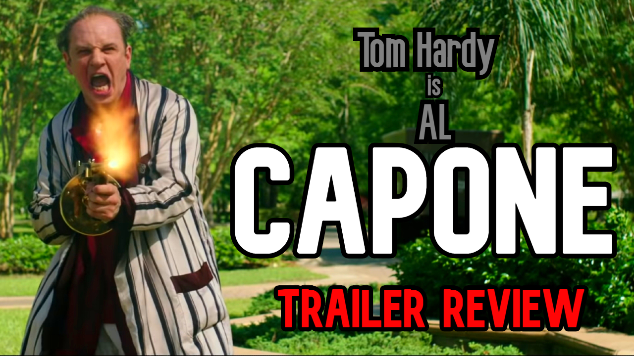 Capone (2020) | Trailer Reaction & Review