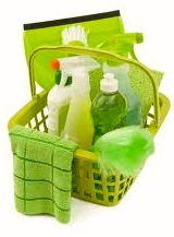 Clean It Green:  Non-Toxic Cleaning Ideas
