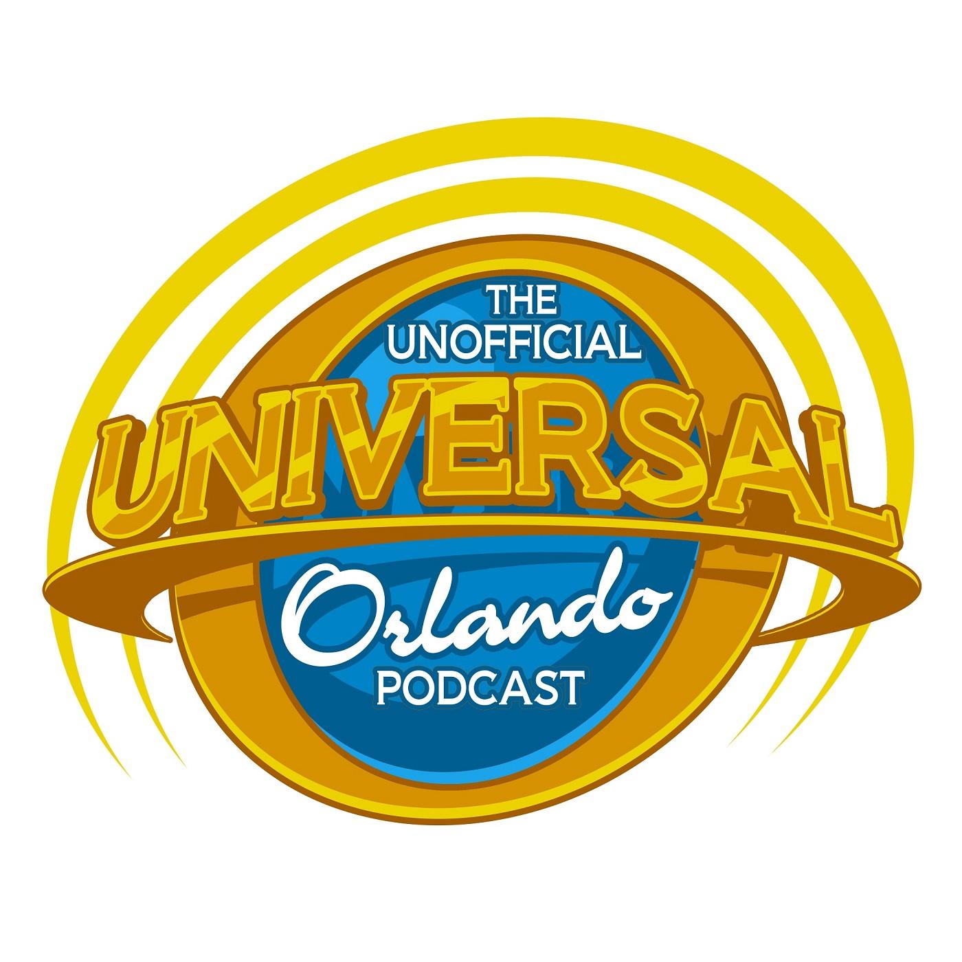 Unofficial Universal Orlando Podcast show art
