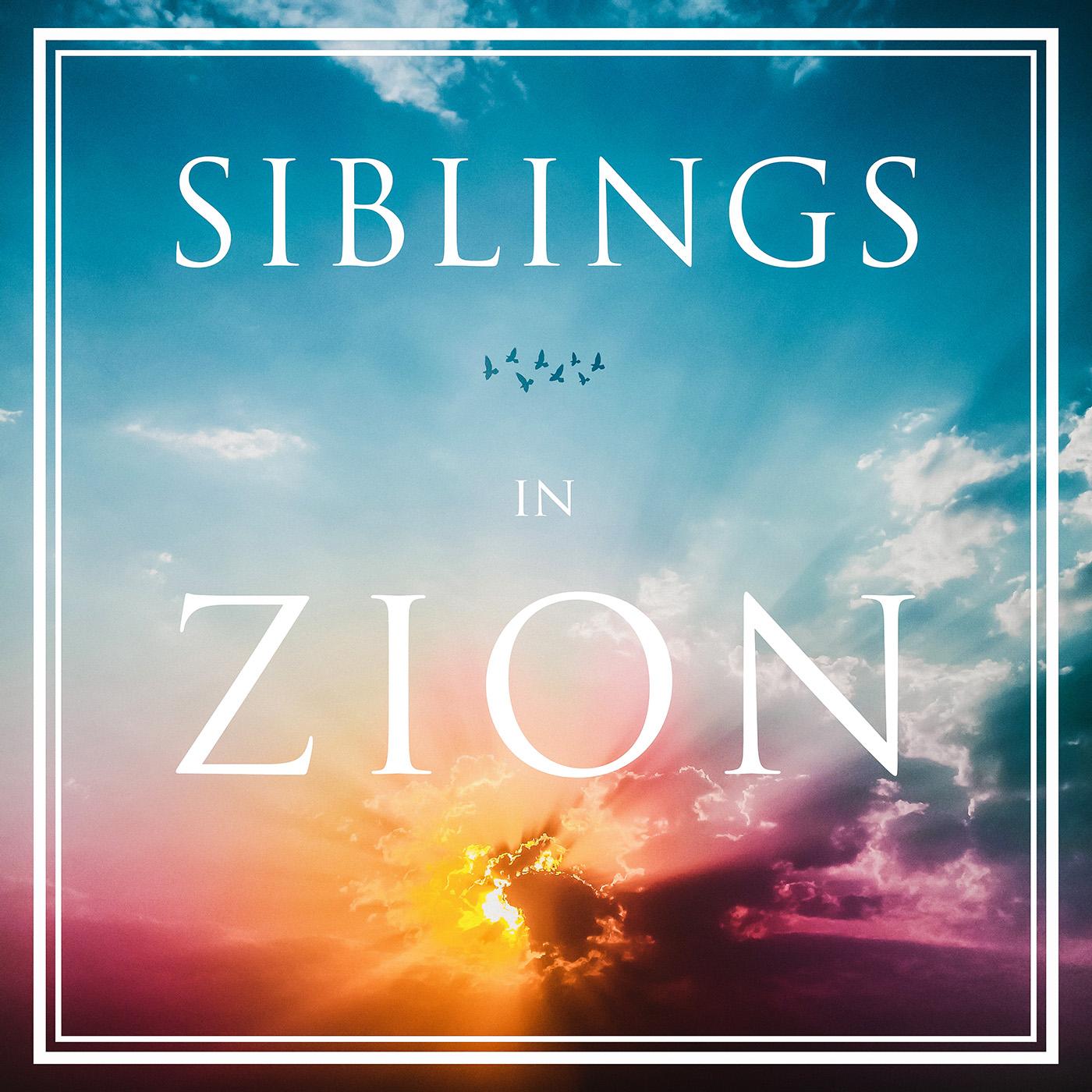 Siblings in Zion show art