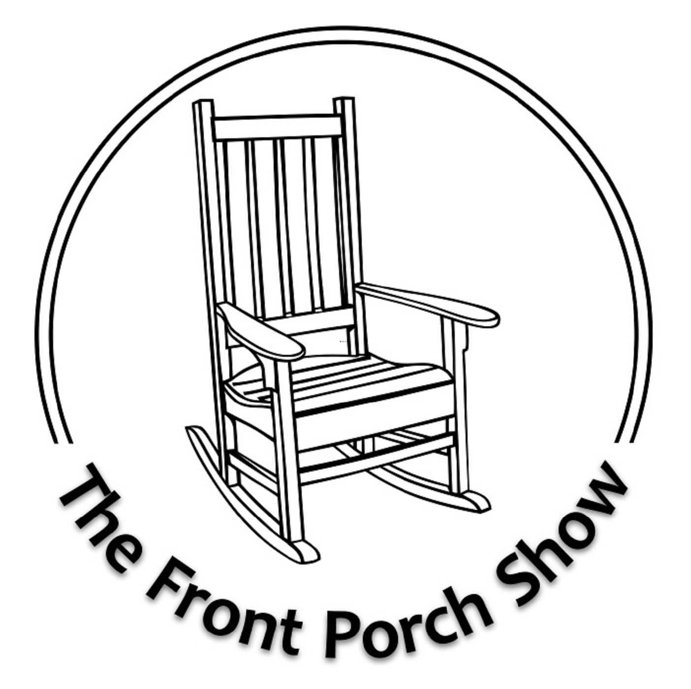 The Front Porch Show show art