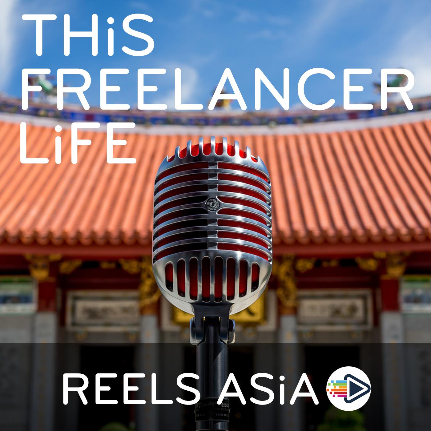 This Freelancer Life show art