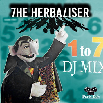 The Herbaliser - 1 to 7 DJ Mix