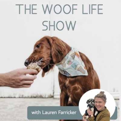 The Woof Life Show - A Podcast for Dog Lovers show image