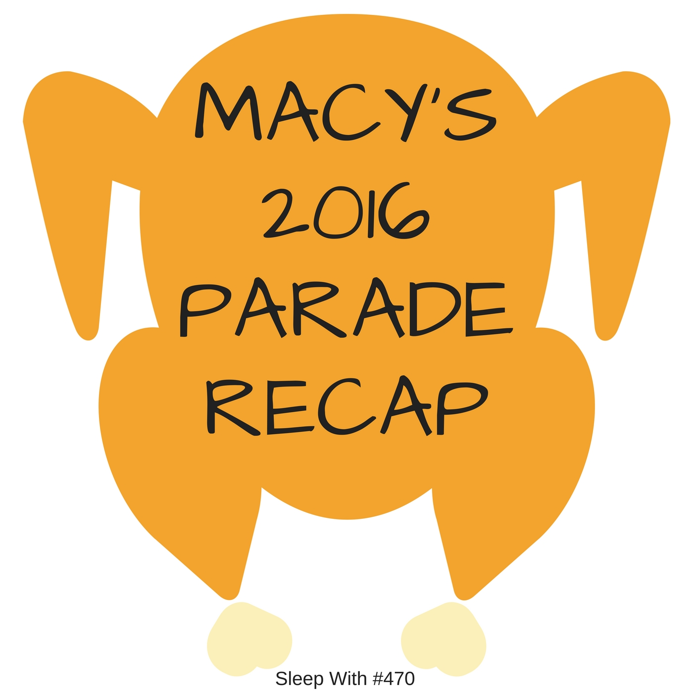 "Macy's 2016 Parade Recap | With Ray, ""The Gregger"" and Mikey 