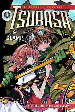 Podcast Episode 133: Tsubasa Volume 1 by CLAMP