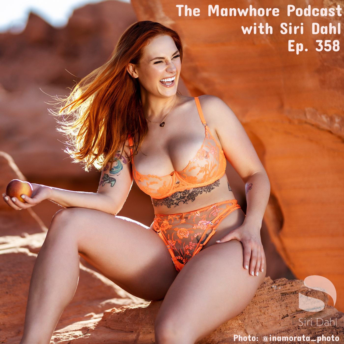 The Manwhore Podcast: A Sex-Positive Quest - Ep. 358: Porn Retirement, Mental Health, and Finding Authenticity with Siri Dahl // Lesbian Bar Project