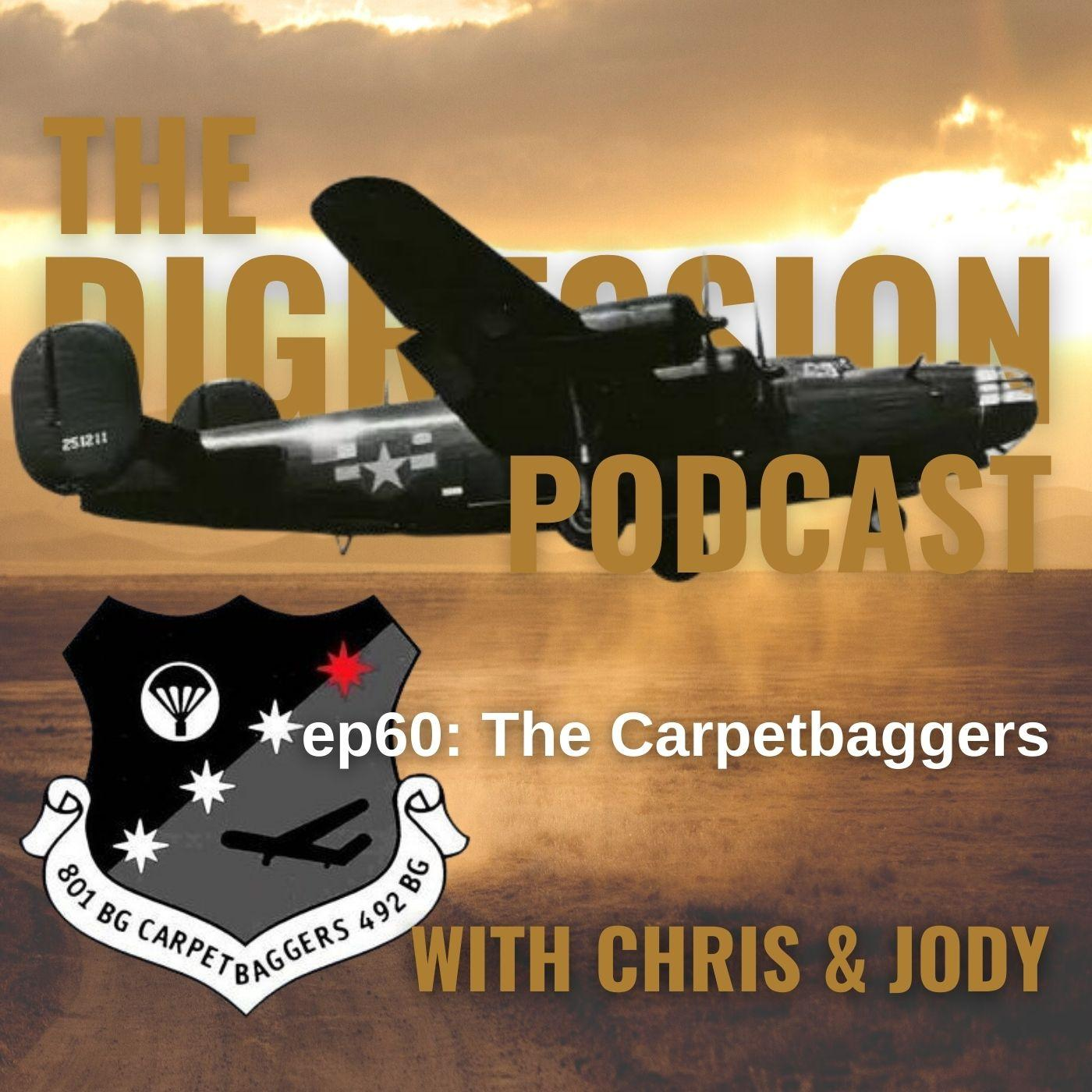 60. The Carpetbaggers