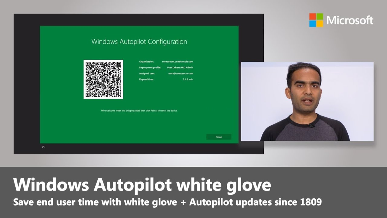 Artwork for Windows Autopilot: white glove & updates since 1809