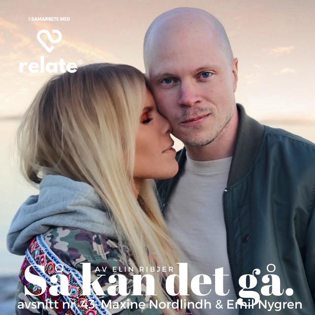 43. MaxineNordlindh &EmilNygren - Parterapi, relationstips och hemlig kärlek