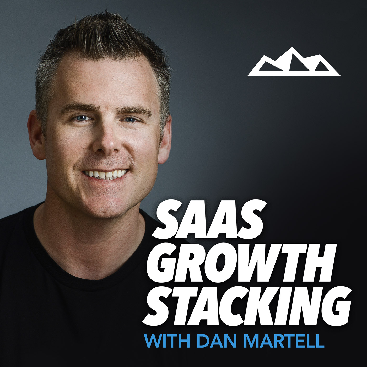 SaaS Growth Stacking - with Dan Martell show art