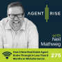 Artwork for How A New Real Estate Agent Broke Through In Less Than 9 Months w/ Michelle Garcia - Episode 275