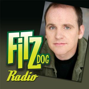 Fitzdog Radio show art